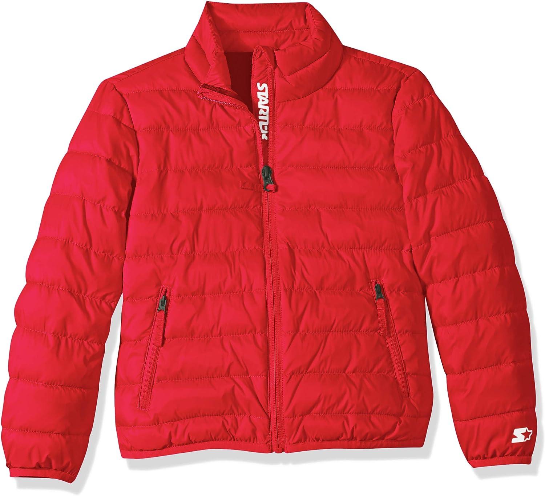 Starter Girls' Packable Puffer Jacket, Amazon Exclusive
