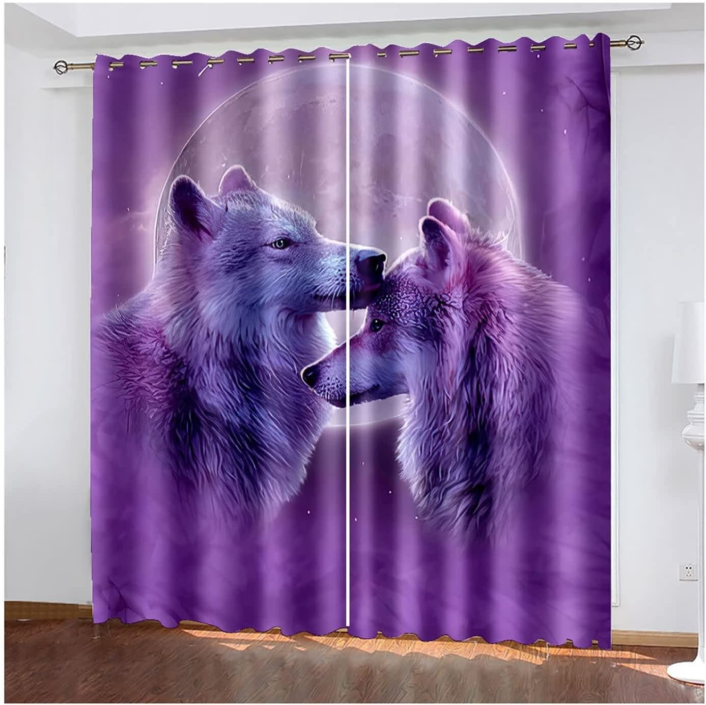 Room Darkening Curtains 2 Panels Wol supreme Curtain Bedroom Blackout New Orleans Mall