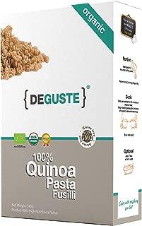 100% Organic Quinoa Pasta Fussili 11.99 oz or 340 g