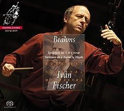 Brahms Symphony No.1 Haydn Variations
