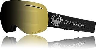 Dragon Alliance Echo/Yellow Goggles, Grey, Large