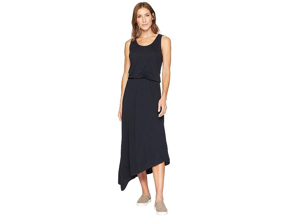 Fresh Produce Aria Long Dress (Black) Women