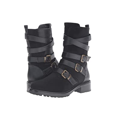 Spring Step Calmon (Black) Women
