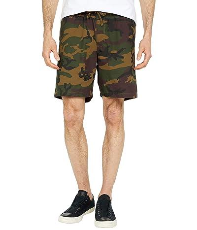 Vans Range Shorts 18 (Camo) Men