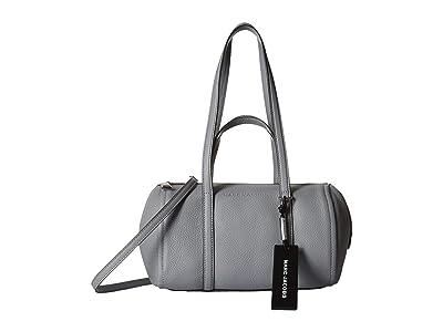 Marc Jacobs Tag Bauletto 26 (Rock Grey) Handbags
