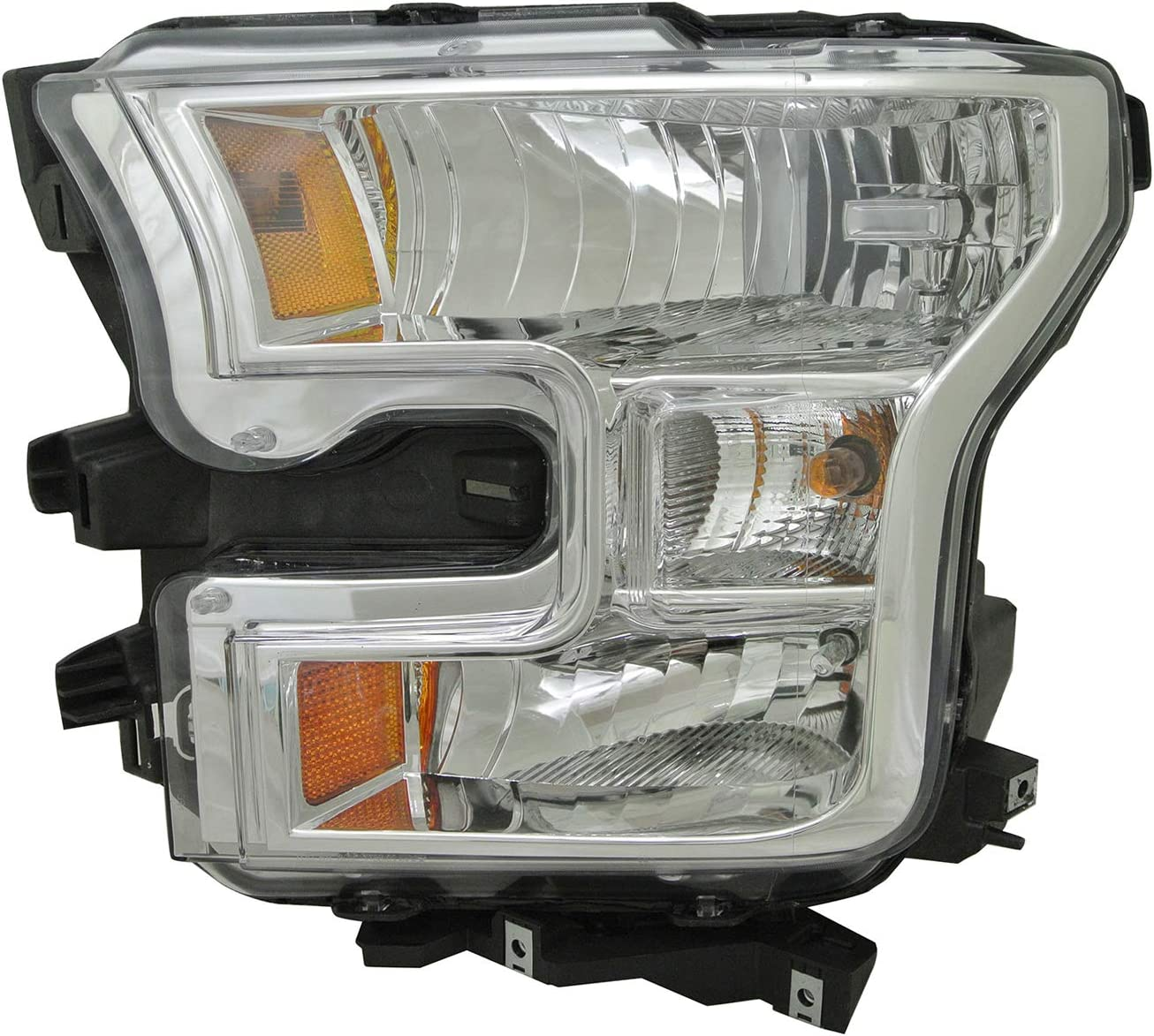 Max 71% OFF 2015-2017 Ford F150 Driver Side Lens Halogen Housi And Ranking TOP13 Headlight