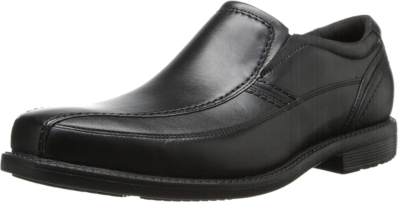 Rockport - Herren Sl2 Bike So Schuhe, 40.5 W EU, schwarz