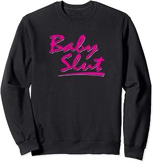 Unbreakable Kimmy Schmidt Titus Baby Slut Sweatshirt
