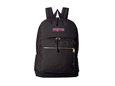 JanSport Right Pack Expressions (Black/Gold) Backpack Bags