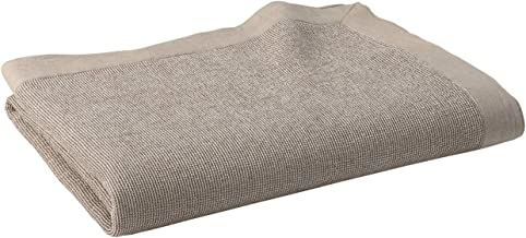 Muji Indian Organic Cotton Waffle Cloth, 220 x 260cm, Beige