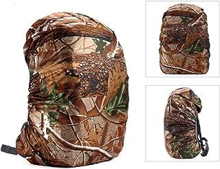 RUNGAO Outdoor Camping Hiking Backpack Pack Tarp Rain Cover Raincoat Raincoat Cover for Backpack 60L 02#
