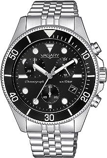 orologio cronografo uomo Vagary By Citizen Acqua casual cod. VSI-019-55