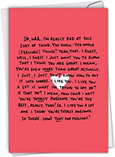 Best funny awkward valentines cards Reviews