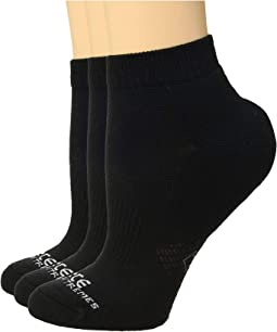 Force Extremes Cushioned Low Cut Socks 2-Pack