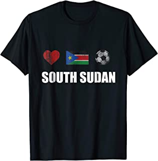 Best south sudan football jersey Reviews