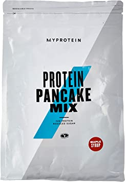 Myprotein Protein Pancake Mix 500 G Amazon Co Uk Health Personal Care