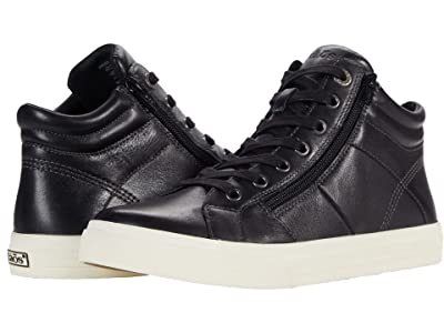 Taos Footwear Winner (Black Leather) Women