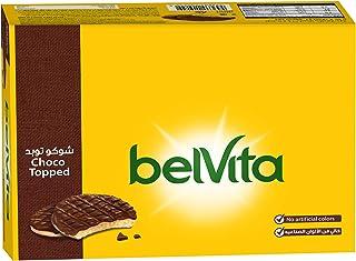 Belvita Biscuit Half Coated With Milk Chocolate, 12 x 36 gm