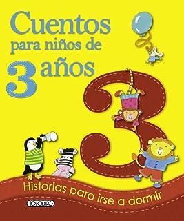 Cuentos para niños de tres años