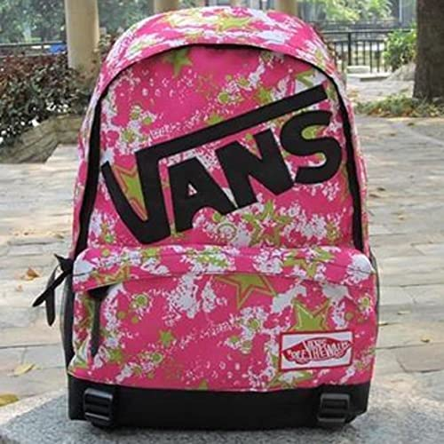 School Youth Trend Schoolbag Ladies Females Man Shoulder Bag Backpack Vans Escolar Bolsas Mochila
