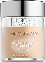 Physicians Formula Mineral Wear Loose Powder Spf 16 - Creamy Natural, Beige, 12 g
