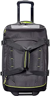 High Sierra Volusia 22 Inch Carry-On Upright Wheeled Duffel