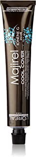 LOreal Paris Majirel Cool Cover # 6.3 - Dark Beige - Golden Blonde by LOreal Professional for Unisex - 1.7 oz Hai, 50 ml