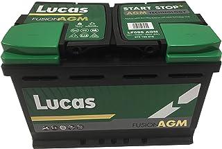 : Lucas Premium Lp096 Batterie Voitures, 12 V 75Ah