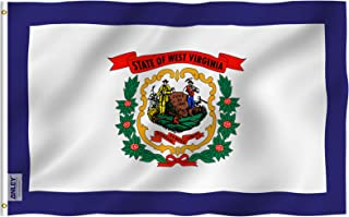 Best west virginia flag Reviews
