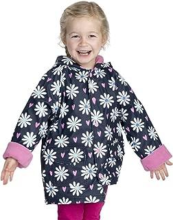 Girls' Printed Raincoats