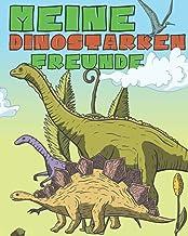 Meine dinostarken Freunde (German Edition)