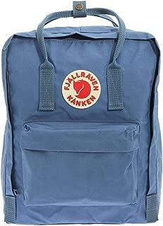 Luxury Fashion   Fjallraven Kanken Mens 23510519 Light Blue Backpack   Season Permanent