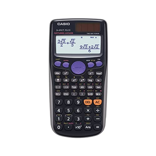 Casio FX-85GTPLUS-SB-UT Scientific Calculator (Old Model) replaced by the new FX-85GTX