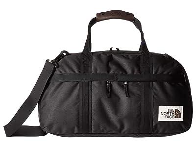 The North Face Berkeley Duffel Small (TNF Black Heather) Duffel Bags