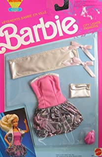 Barbie City Lights Fashions - Easy To Dress (1991 Mattel Canada)