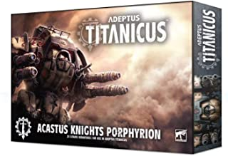Games Workshop: Adeptus Titanicus: Acastus Knights Porphyrion