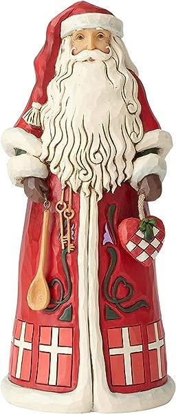 埃尼斯科吉姆海岸心木溪丹麦圣诞老人环游世界公仔 7 多色
