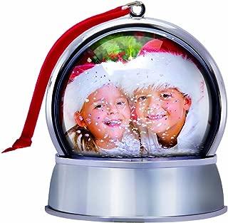 photo ornament globe