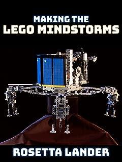 Making the Lego Mindstorms Rosetta Lander