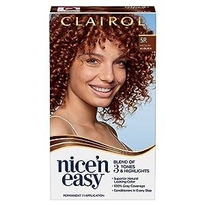 Clairol Nice'n Easy Permanent Hair Dye