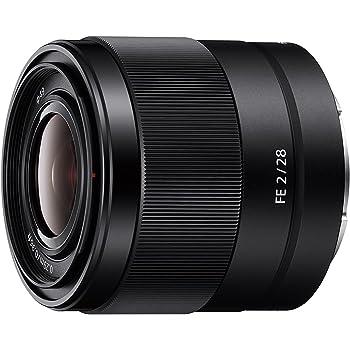 ソニー デジタル一眼カメラα[Eマウント]用レンズ SEL28F20 (FE 28mm F2)