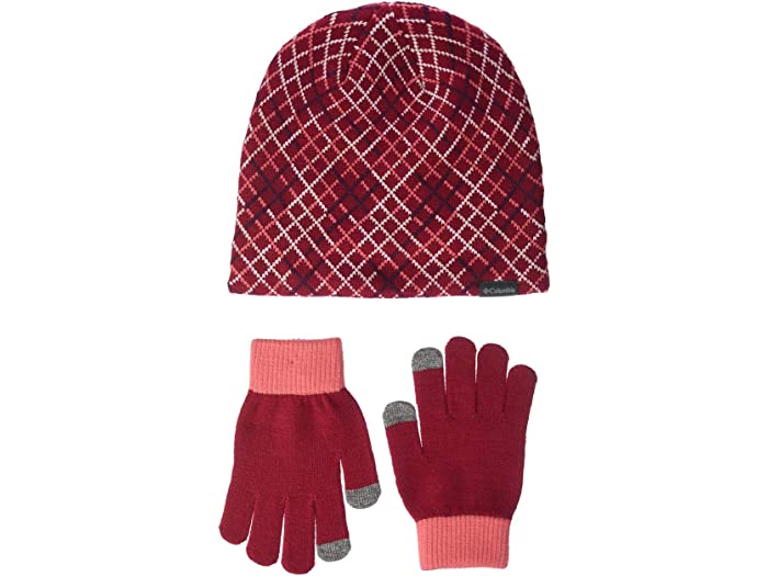 Columbia Youth Hat and Glove Set II