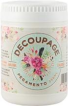 Amelie Prager 014803 Pegamento Decoupage, Blanco, 250 ml