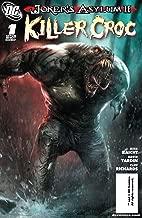 Joker's Asylum: Killer Croc #1