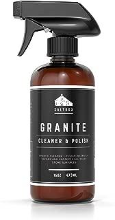 Granite Cleaner and Polish - Stone cleaner for Marble Quartz Onyx
