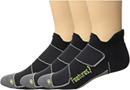 Feetures - Elite Light Cushion No Show Tab 3-Pair Pack
