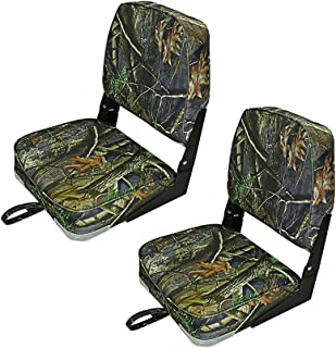 Seamander Boat Seats 4 Color (2 Seats)