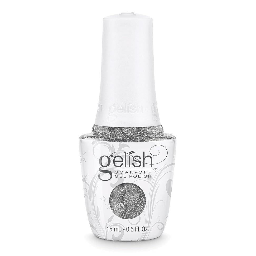 光沢のあるすり反響するHarmony Gelish - Tinsel My Fancy - 0.5oz / 15ml