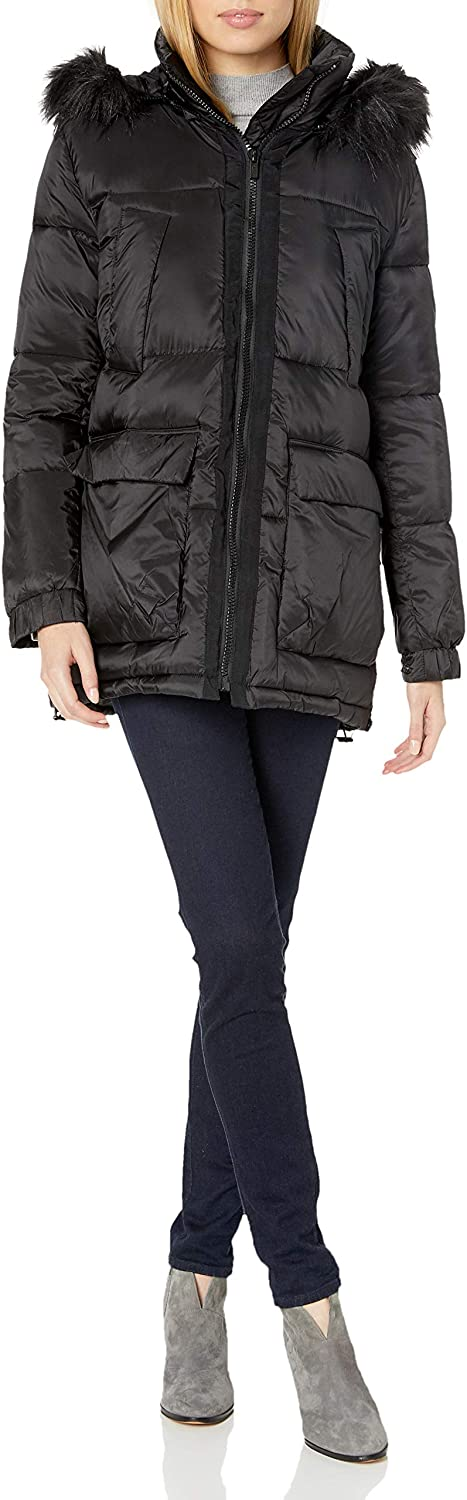 Rachel Roy Women's Puffer Heavy Jackets Chicago Mall Outlet sale feature