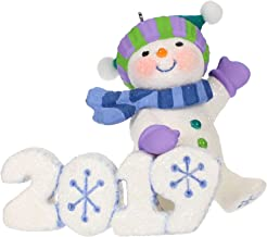 hallmark frosty fun decade